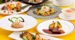 中国料理「唐紅花」